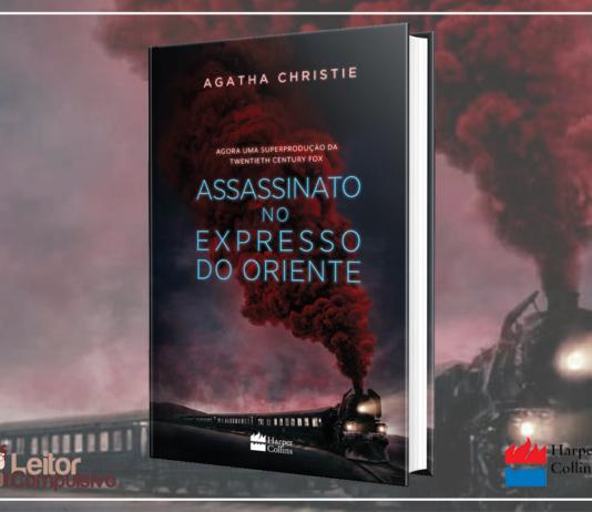 Resenha: Assassinato no Expresso do Oriente - Agatha Christie