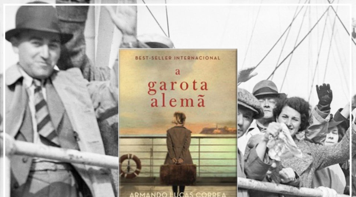 Resenha: A Garota Alemã - Armando Lucas Correa