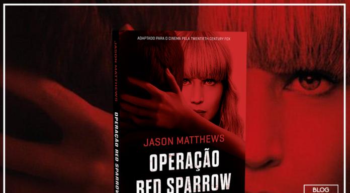 Resenha: Operação Red Sparrow - Jason Matthews