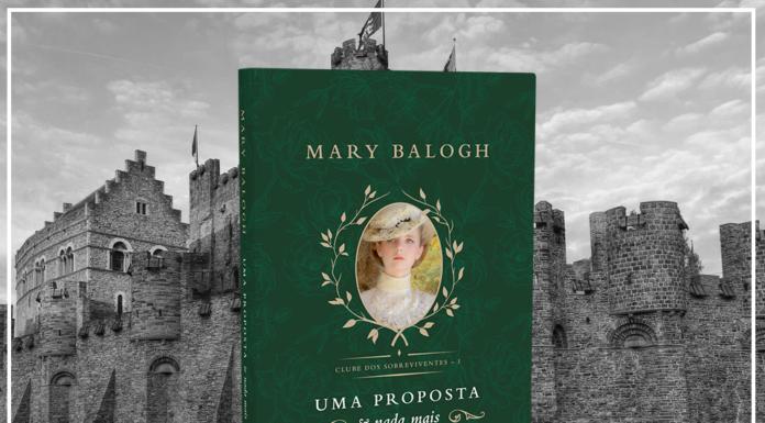 Resenha: Uma Proposta e Nada Mais - Mary Balogh