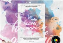 Resenha: Se não houver amanhã - Jennifer L. Armentrout