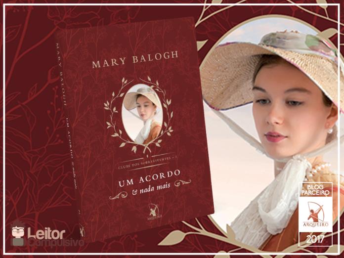 Resenha: Um acordo e nada mais - Mary Balogh