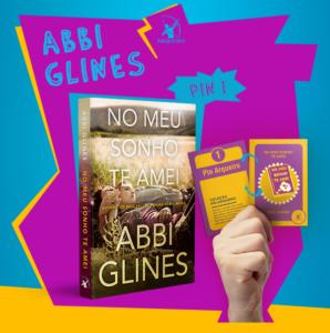 Abbi Glines na Coleção Pin Arqueiro