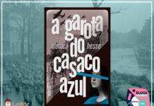 Resenha: A Garota do Casaco Azul - Monica Hesse
